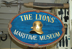 The Lyons Maritime Museum, St. Augustine Florida